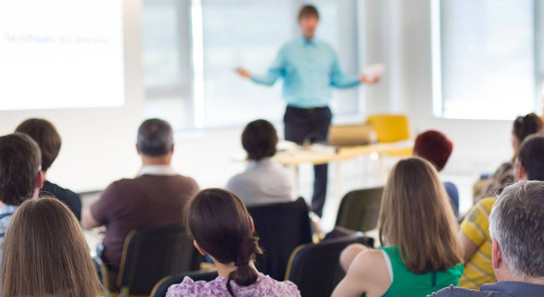 Face to Face Taught Courses to improve staff performance