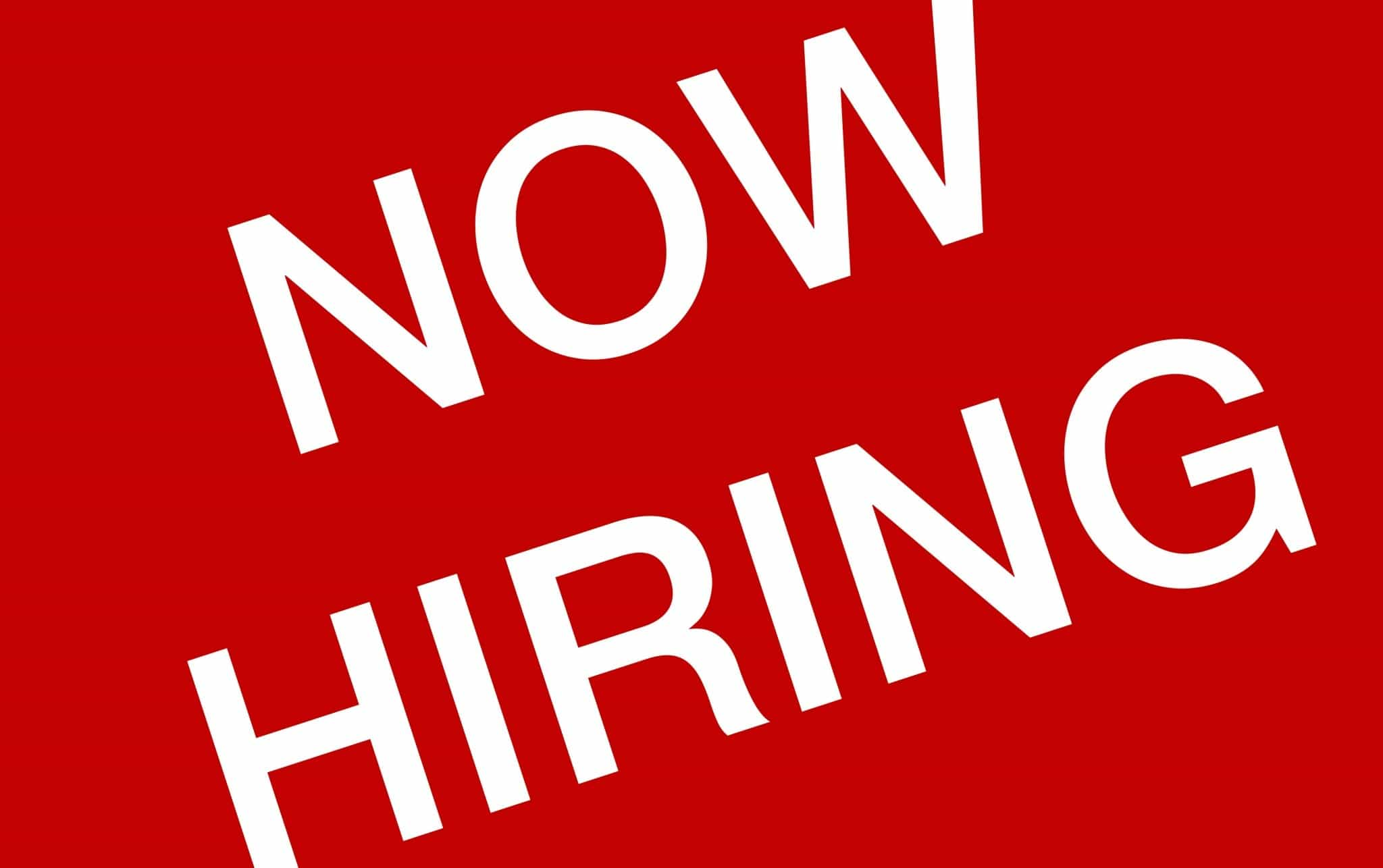 Exciting vacancies available at Redcrier