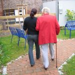 Dementia care and course