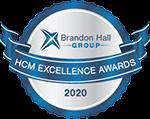 Brandon Hall Group HCM Excellence Awards 2020